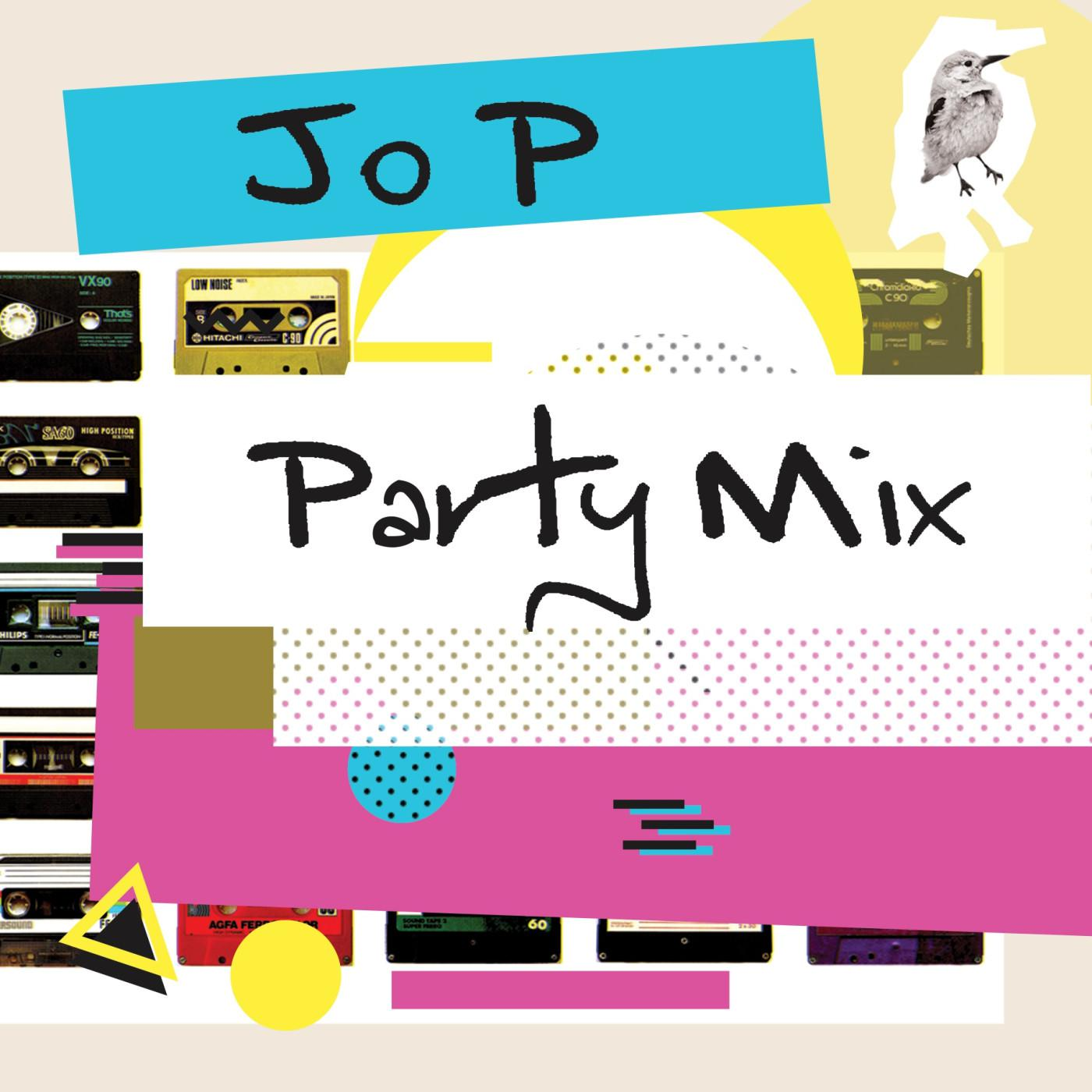 DJ JO PZ Party Mixtape Volumes (podcast) - DJ JO PZ | Listen