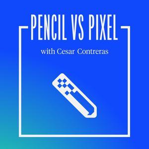 Pencil vs Pixel