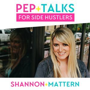 Pep Talks for Side Hustlers
