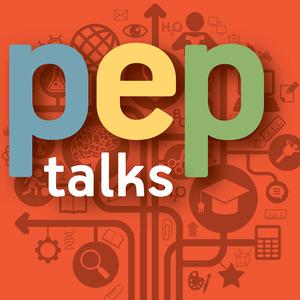 Best K-12 Podcasts (2019): PEP Talks: Podcast on Educational Possibilities – NCGS