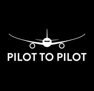 Best Games & Hobbies Podcasts (2019): Pilot to Pilot - Aviation Podcast