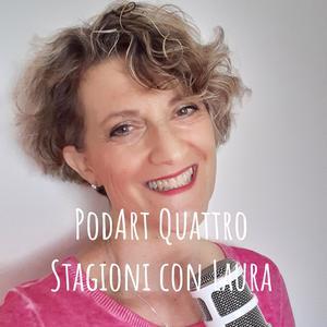 podart quattro stagioni con laura by 7eJ9jWT6 1Z PodArt le Quattro Stagioni della lingua italiana