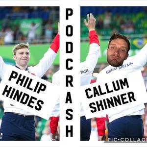 PodCrash - Talk of Champions with Philip Hindes & Callum Skinner