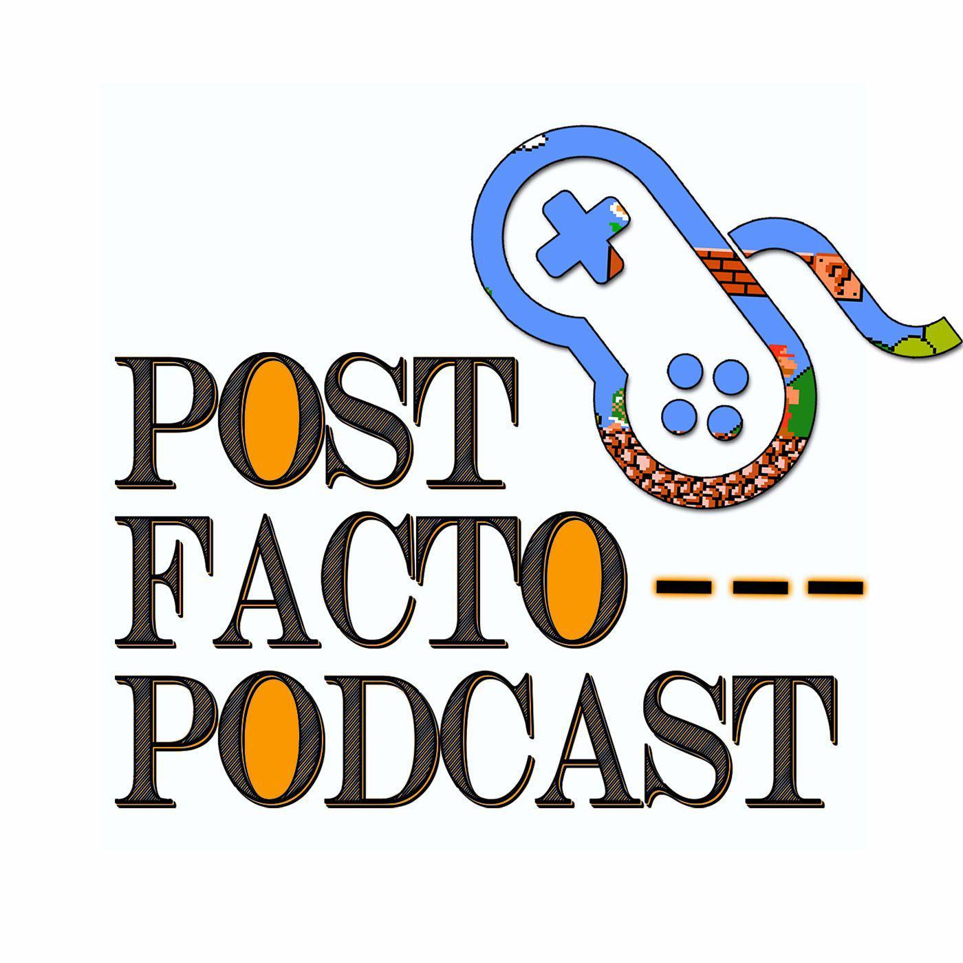 Post Facto Podcast - Steven & Kiiks