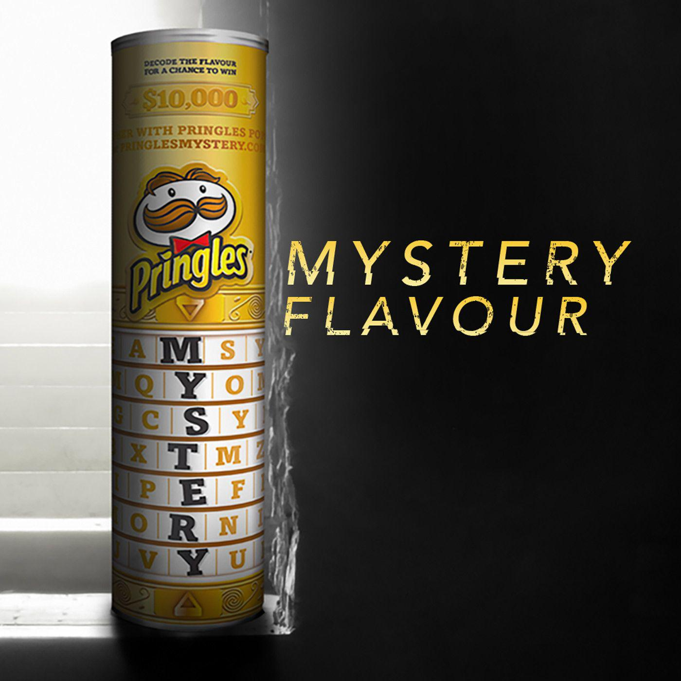 pringles mystery flavour 2019 answer