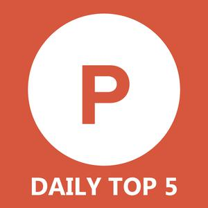 Product Hunt Daily Top 5