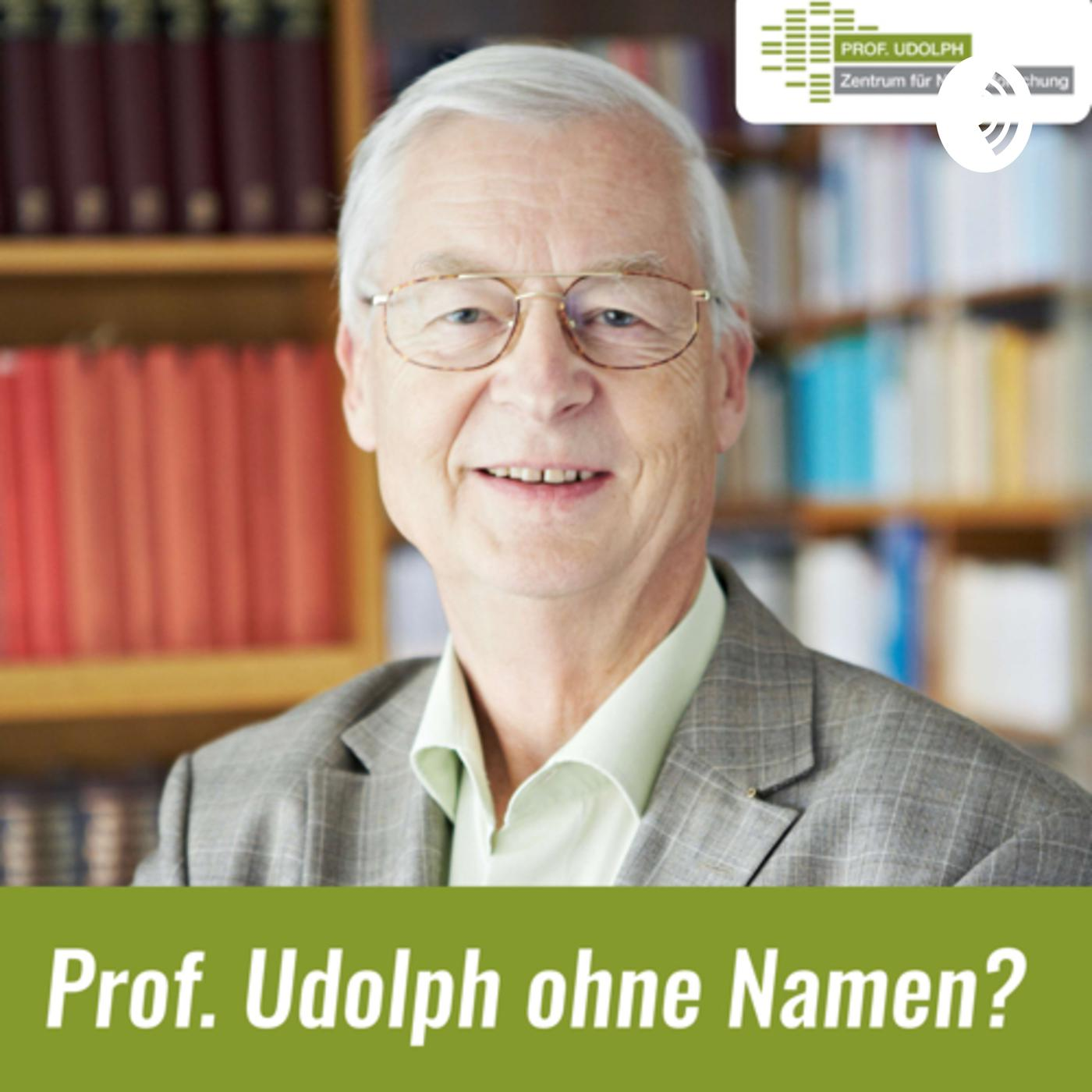 Prof. Udolph