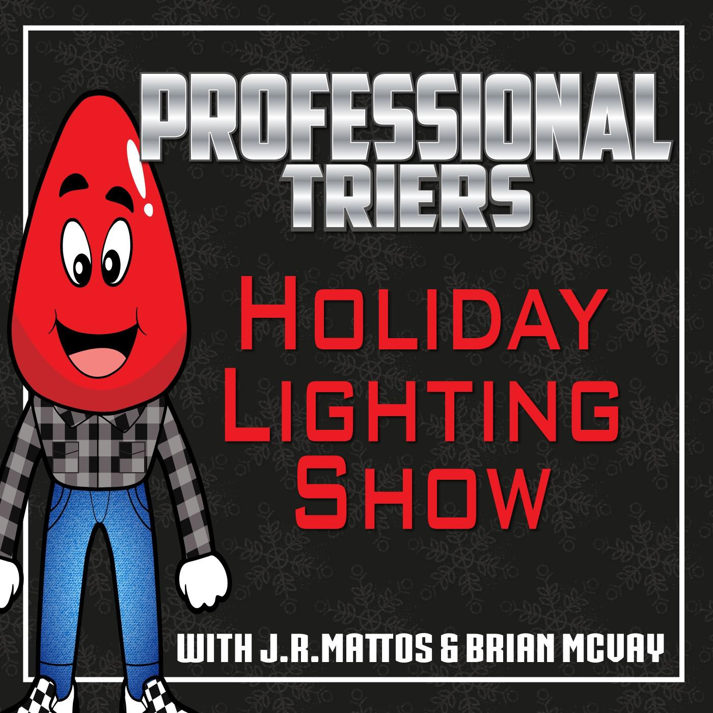 The Great Christmas Light Fight 2020 Aromin Professional Triers (podcast)   Professional Triers | Listen Notes