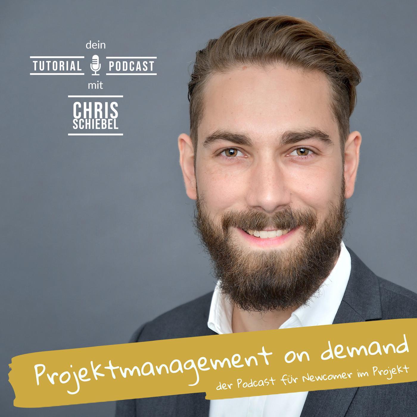 Projektmanagement on demand (podcast) - Chris Schiebel | Listen Notes