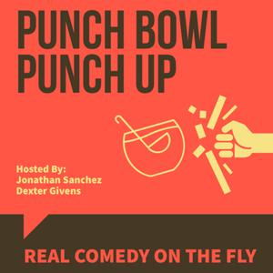 Die besten Stand-Up-Podcasts (2019): Punch Bowl Punch Up