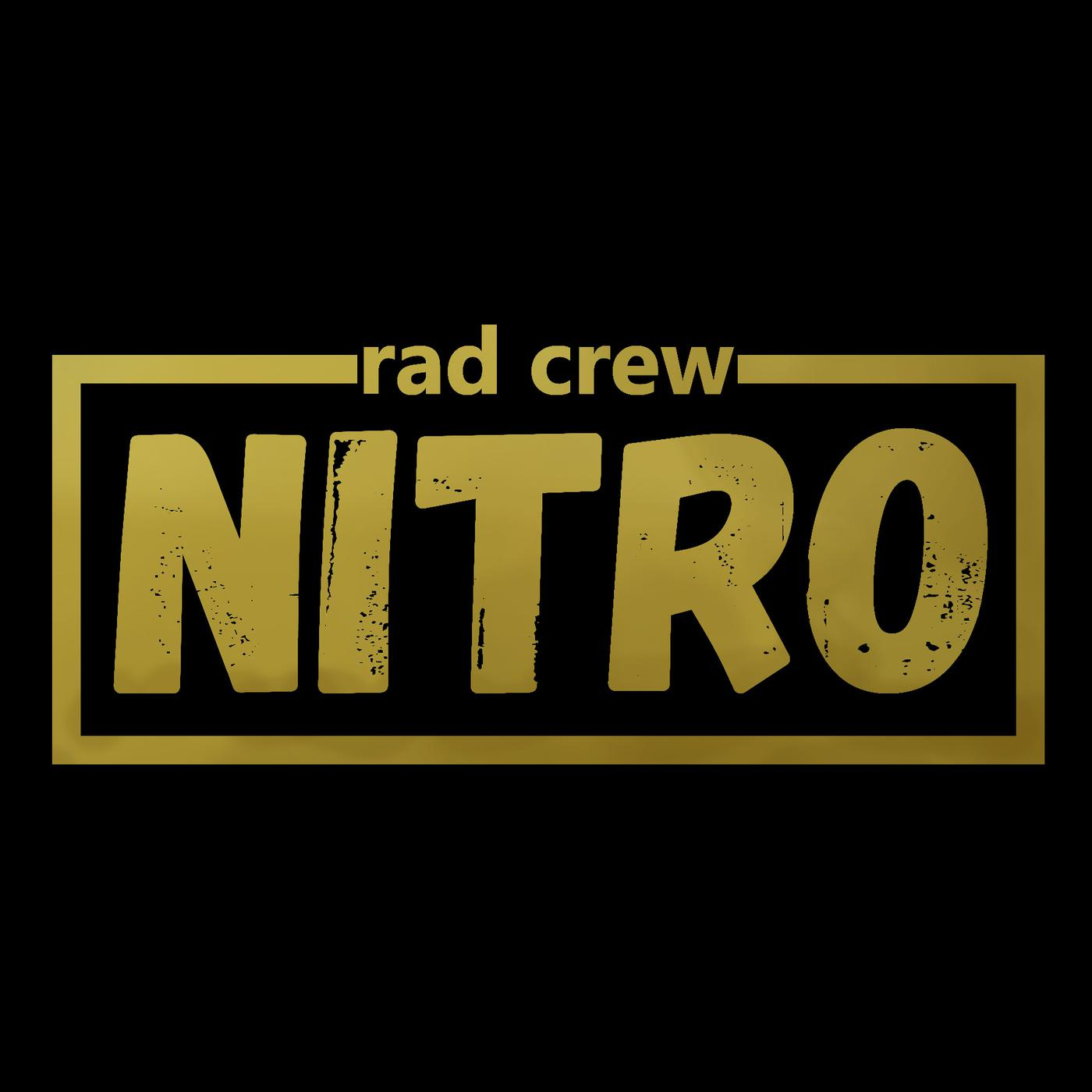 Rad Crew Nitro Wrestling (podcast) - RadCorp   Listen Notes