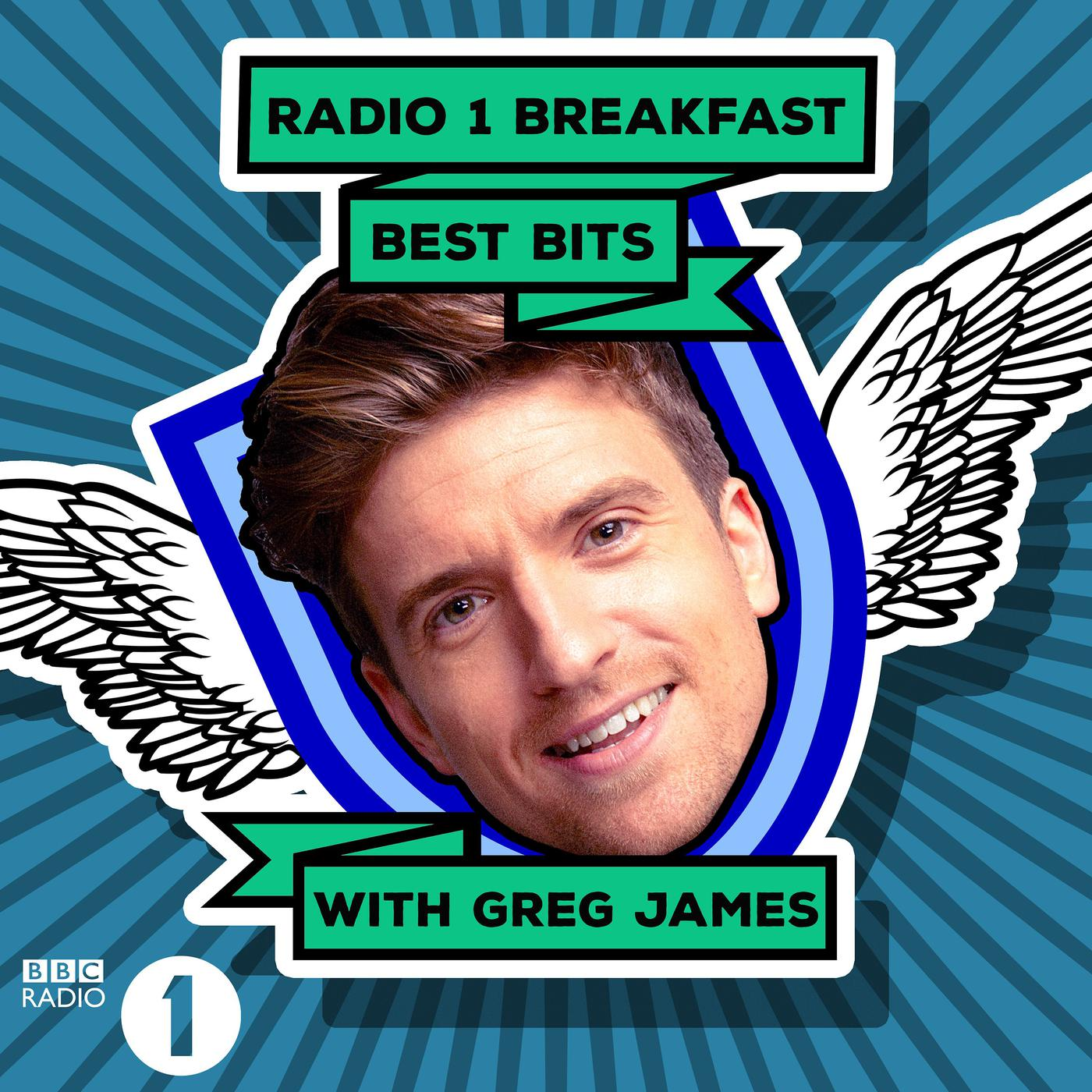Radio 1 Breakfast Best Bits with Greg James (podcast) - BBC Radio 1