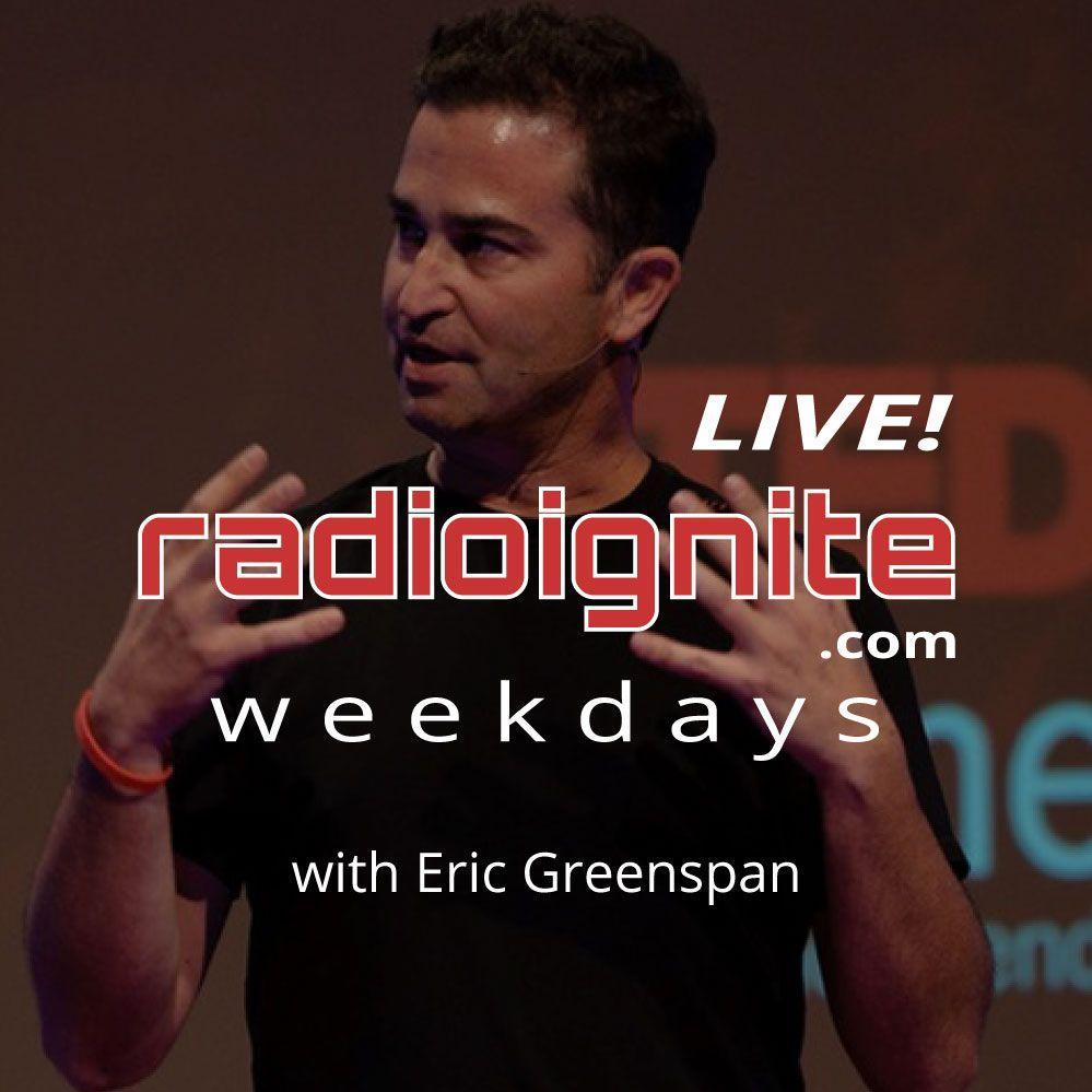 Radio Ignite Live - Amazon Echo - Radio Ignite Live with Eric