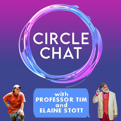 The Celebrity Circle UK Chat with Professor Tim, Elaine ...