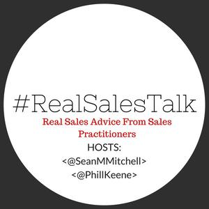 #RealSalesTalk Podcast: Real Sales Advice From Sales Practitioners