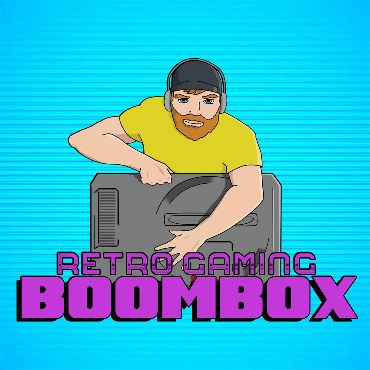 Retro Gaming Boombox (podcast) - Retro Gaming Boombox | Listen Notes