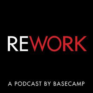 Top 10 podcasts: Rework