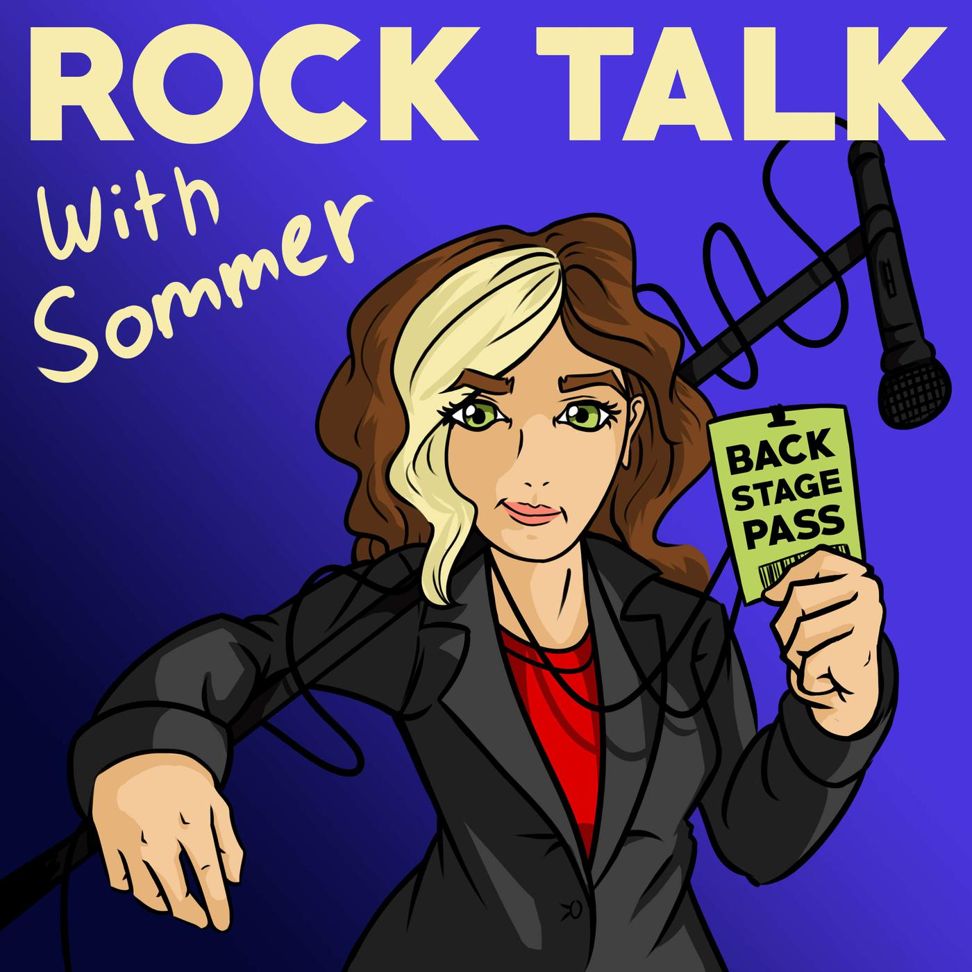 Rock Talk with Sommer: Conversations with Women in the Music