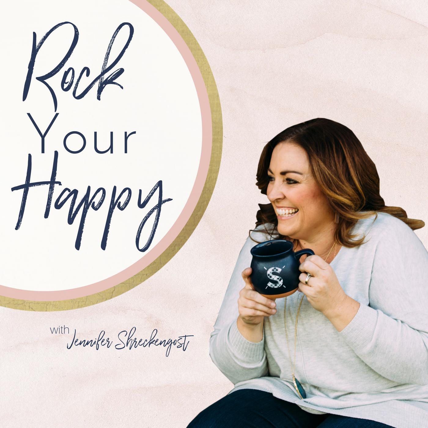 Rock Your Happy (podcast) - Jennifer Shreckengost - women's