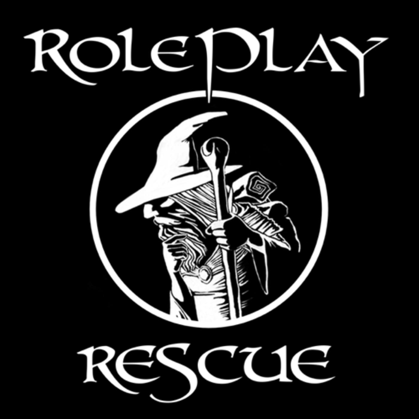 Talking Dungeon World With Yochai Gal - Roleplay Rescue (podcast