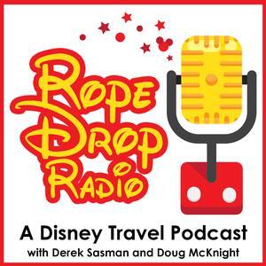 Rope Drop Radio: A Disney Travel Planning Podcast