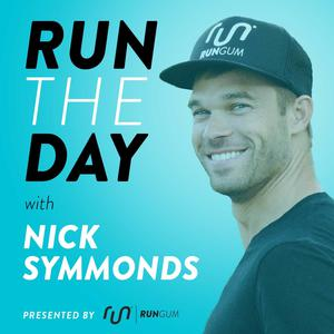 Run The Day with Nick Symmonds | Go Further. Accomplish More. Run The Day!