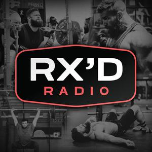 Best Health & Fitness Podcasts (2019): RX'D RADIO