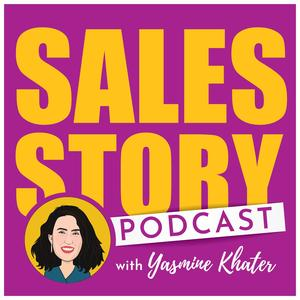 Best Careers Podcasts (2019): Sales Story Podcast