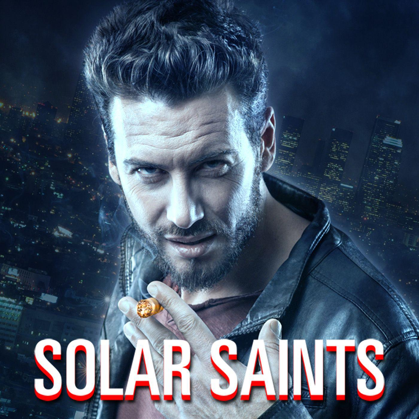 Sci-Fi Hunt's Angel Invaders Comedy Podcast - Solar Saints Science