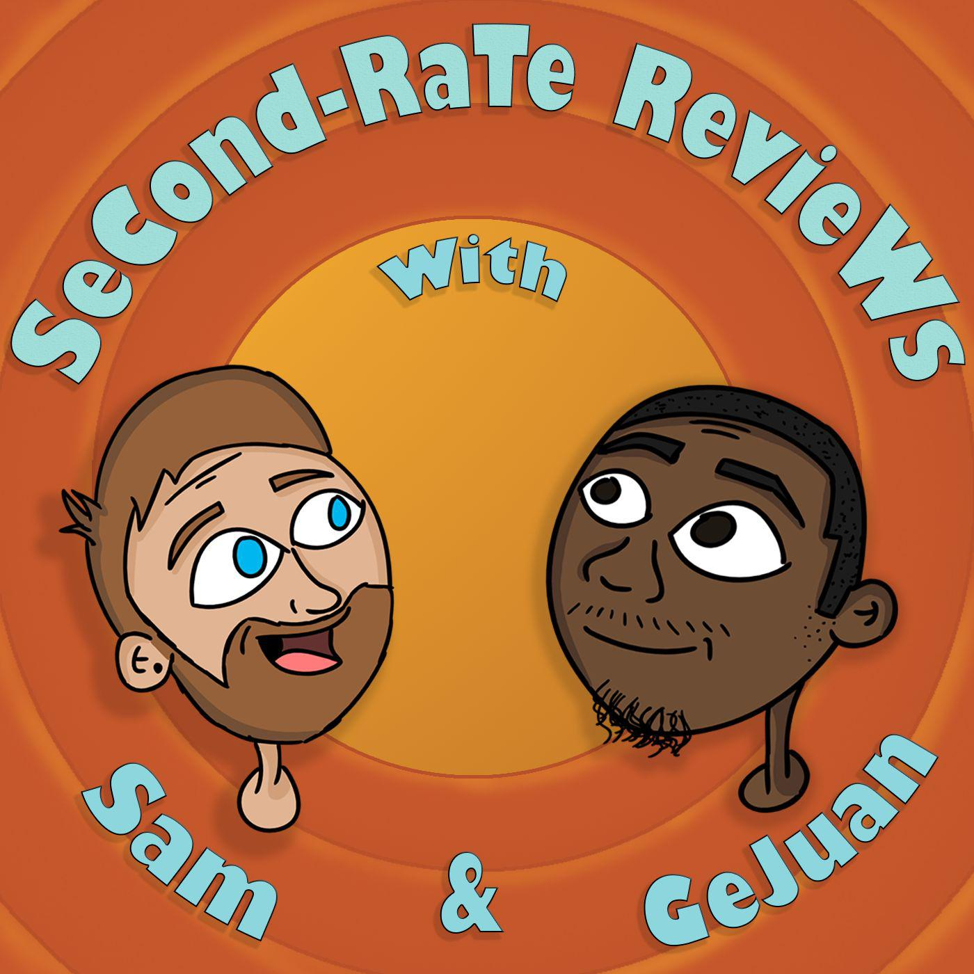 Second-Rate Reviews (podcast) - Second Rate Reviews | Listen