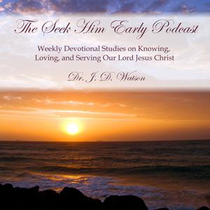 Ep095 – The Holy Spirit is a Person – Jn  14:16 - Seek Him