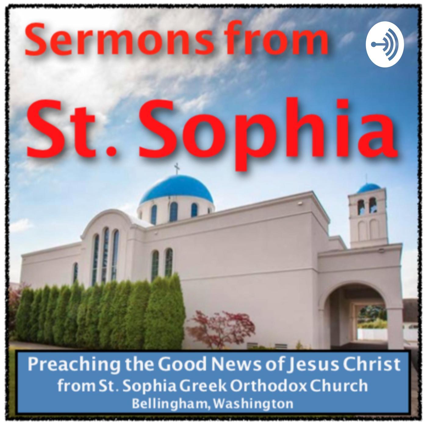 Sermons from St  Sophia, Bellingham, Washington (podcast