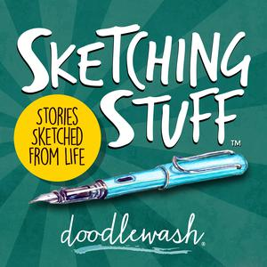 Best Personal Journals Podcasts (2019): Sketching Stuff
