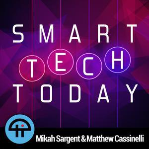 Meilleurs podcasts Nouvelles de technologie (2019): Smart Tech Today (MP3)