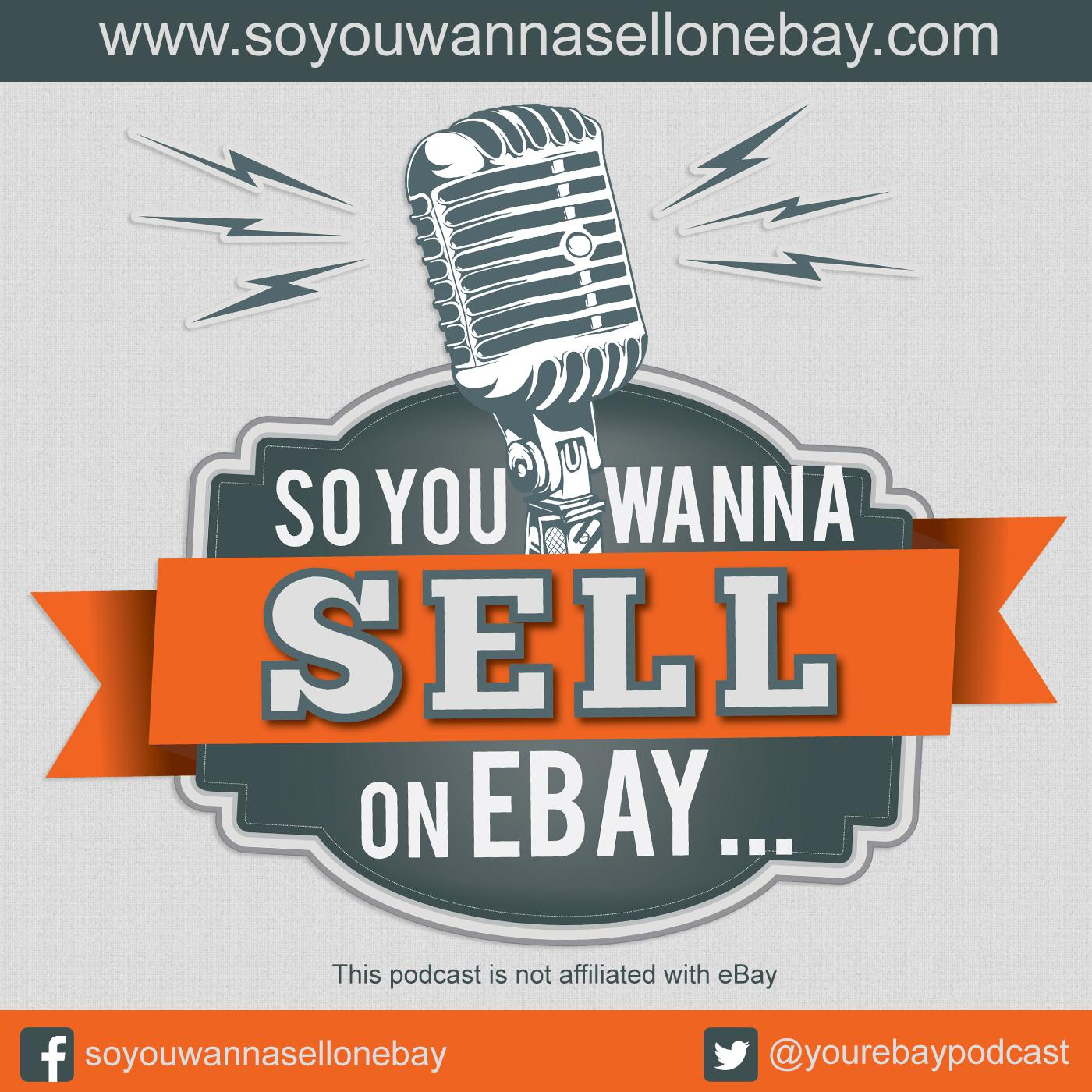 So You Wanna Sell On Ebay Podcast Ali Young Ron Labeau Listen Notes
