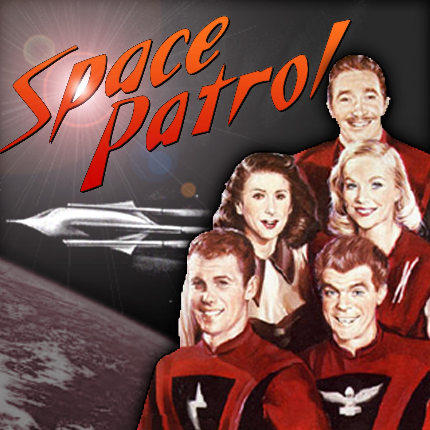 Space Patrol Radio (podcast) - Old Time Radio DVD | Listen Notes