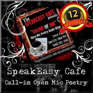 SpeakEasy Cafe - Open Mic Poetry Radio