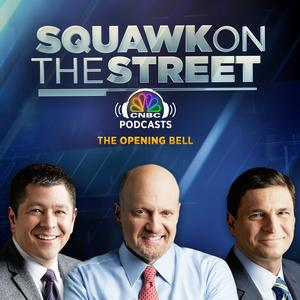 Best Business News Podcasts (2019): Squawk on the Street