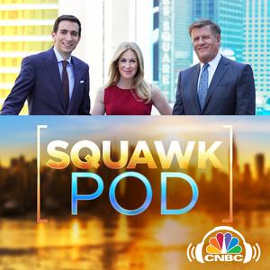Best Business News Podcasts (2019): Squawk Pod