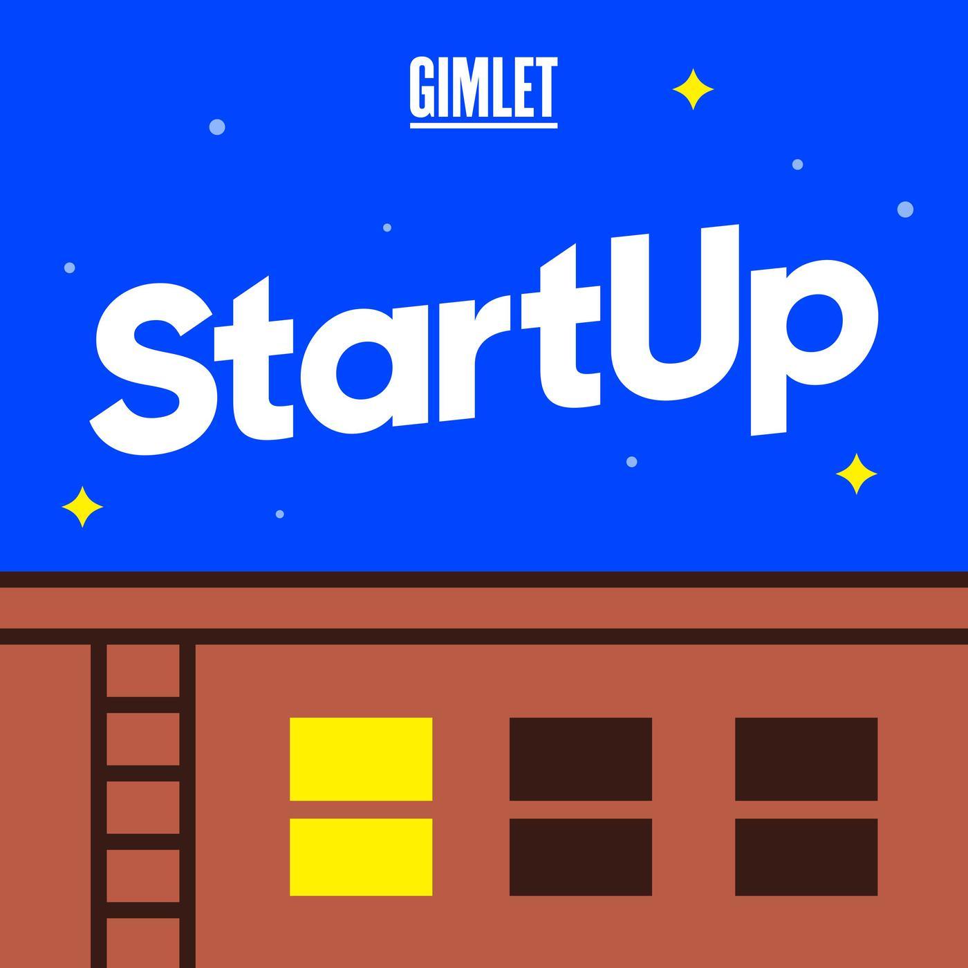 Bedste startup podcasts