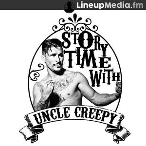 Storytime with Uncle Creepy