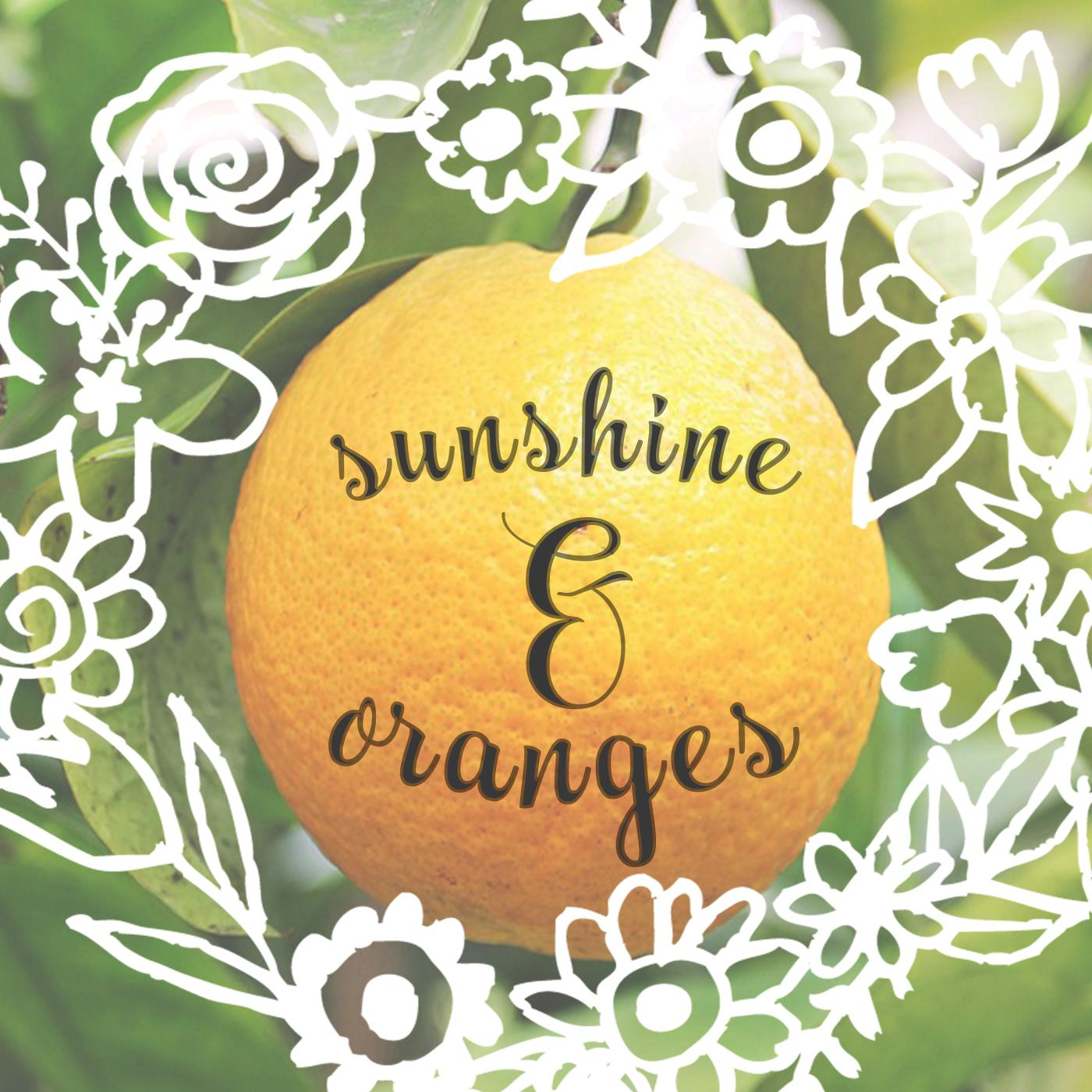 sunshine + oranges (podcast) - Amy Atkins and Sara Burns | Listen Notes