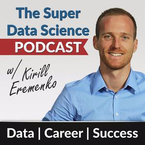 Best AI & Data Science Podcasts (2019): SuperDataScience
