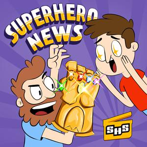 Superhero Slate