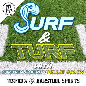 Best NFL Podcasts (2019): Surf & Turf