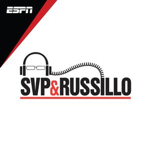 Best Sports & Recreation Podcasts (2019): SVP & Russillo