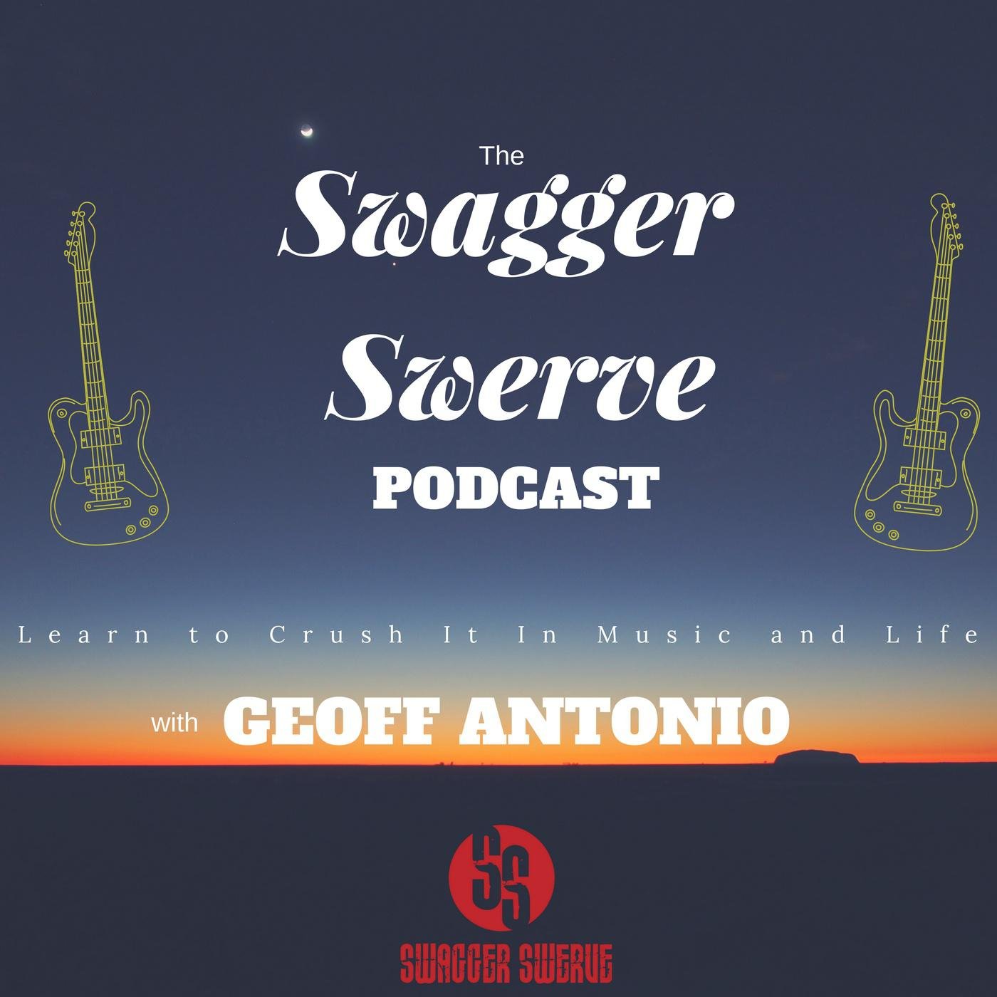 Swagger Swerve (podcast) - Geoff Antonio | Listen Notes
