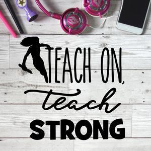 Best Education Podcasts (2019): Teach On, Teach Strong