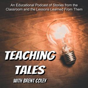 Teaching Tales w/ Brent Coley