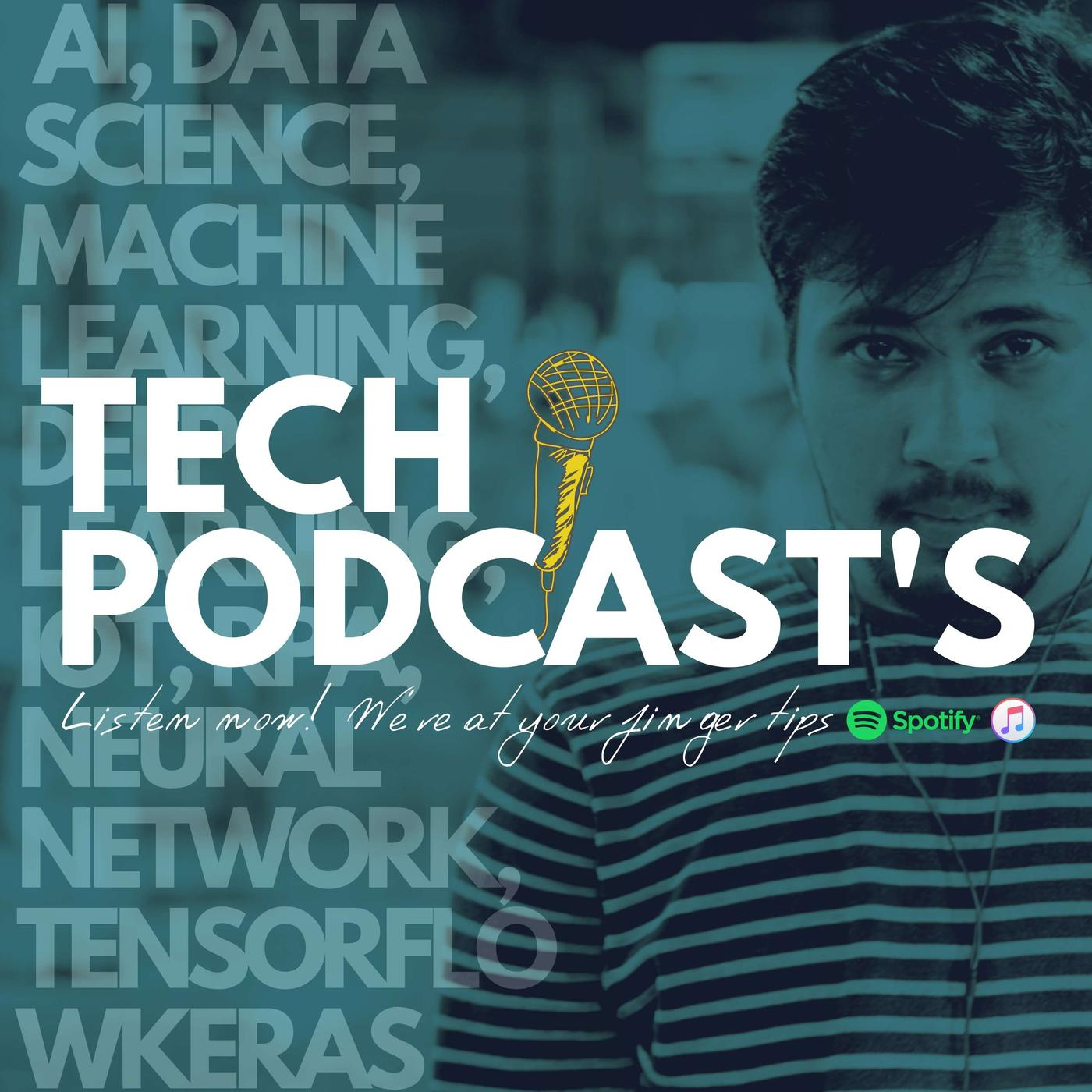 Tech Podcast's - Data Science, AI, Machine Learning(BEPEC